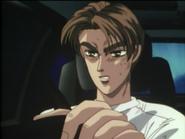 S1E19 Takumi races against Mako and Sayuki