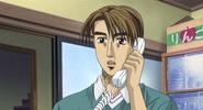 S4E19 Takumi on the phone with Wataru
