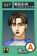 SS027 Takumi Fujiwara
