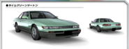 S13 Lime Green Two Tone AS0