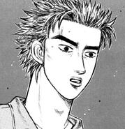 Keisuke chapter 338