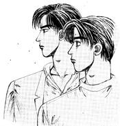 Takumi and Ryosuke Ch083