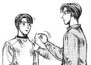 Takumi and Ryosuke Ch257