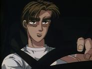 S1E26 Takumi races Ryosuke