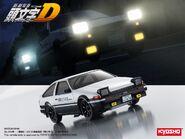 Trueno RC Car Kyosho