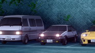 Fifth Stage Project D Mazda Bongo