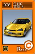SS078 Civic Type R EK9
