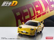 FD RC Car Kyosho