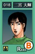 SS018 Daiki Ninomiya