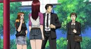 頭文字D Extra Stage 2 Iketani, Mako, Sayuki and Mrs. Iketani-69b