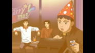 Itsuki and SpeedStars vibing Extra Stage