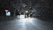 Tsukuba snow 1