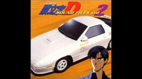 Initial D First Stage Sound Files vol.2 - m.o.v