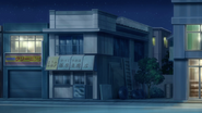 Fujiwara Tofu Store Anime