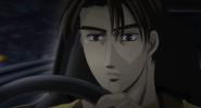 S4E09 Takumi races with Nobuhiko