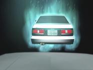 AE86's aura seen by Wataru Akiyama
