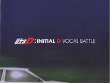 Initial D Vocal Battle