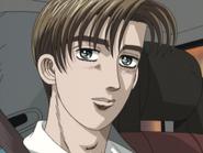 S2E13 Takumi sees Natsuki at her job
