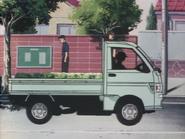 First Stage Daihatsu Hijet