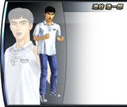 Koichiro Iketani Profile AS7
