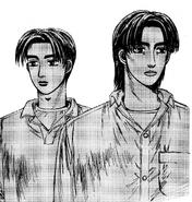 Takumi and Wataru Ch126