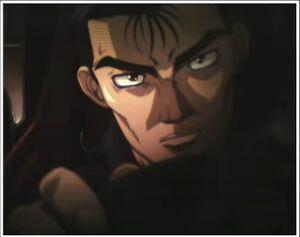 Takeshi Nakazato Third Stage