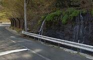Waterfall of Longevity Spring Water