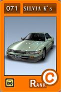 SS071 Silvia Ks S13