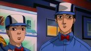 Third Stage Takumi and Itsuki listen to Iketani explain Midships