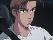 S1E18 Takumi races against Mako and Sayuki 1