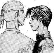 Takumi and Kyoichi Ch149