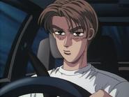 S1E18 Takumi races against Mako and Sayuki 2