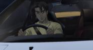 S4E04 Takumi races with Daiki 2