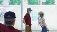 L2 Takumi talks with Mogi