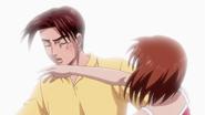 S5E01 Mika slaps Takumi
