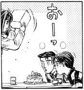 頭文字D Vol.16 Chapter 178 Natsuki, Bunta and Takumi-12a