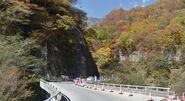 Irohazaka's Third Bridge
