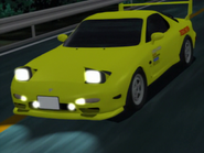 Keisuke FD3S 3D First Stage