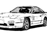 Kenji's Nissan 180SX