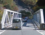Irohazaka's Second Bridge