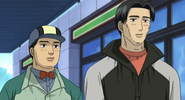 頭文字D Extra Stage 2 Itsuki and Kenji-34a