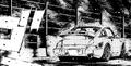 Waste Gate Porsche 964 Rear