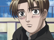 S2E11 Takumi is surprised to hear about Kazumi and Itsuki