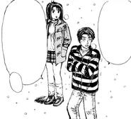 頭文字D 第16巻Natsuki-Takumi-20a