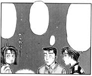 頭文字D Vol.16 Chapter 178 Natsuki, Bunta and Takumi-13c