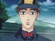 S1E23 Takumi talks with Natsuki while at work