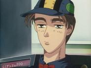 S1E12 Takumi in his gas station uniform