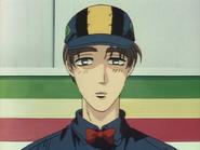 S1E13 Takumi in his uniform