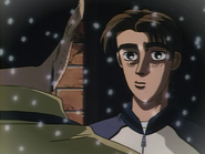 S1E26 Young Takumi in the winter