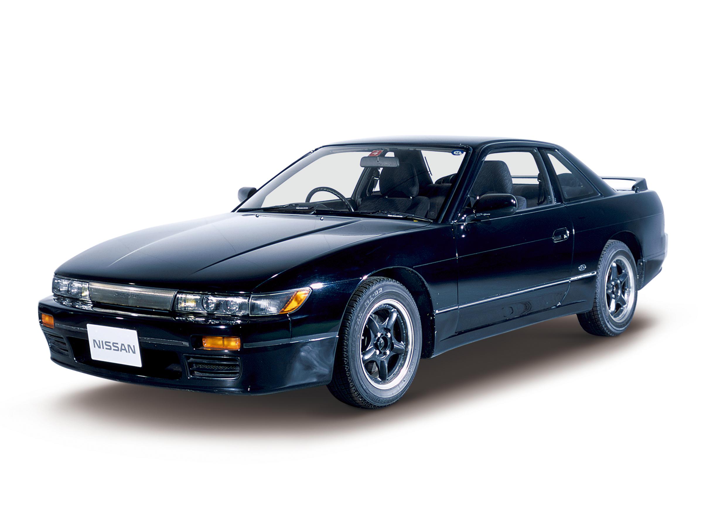 Nissan Silvia K S S13 Initial D Wiki Fandom